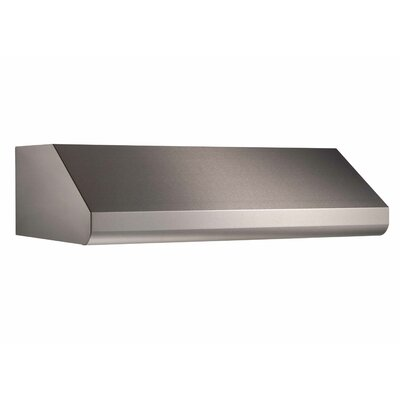 "30"" 600 CFM Ducted Under Cabinet Range Hood"