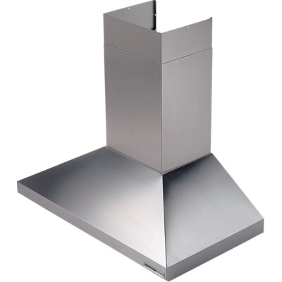 "36"" 1500 CFM Ducted Wall Mount Range Hood"