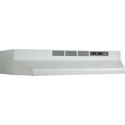 "24"" 190 CFM Convertible Under Cabinet Range Hood"