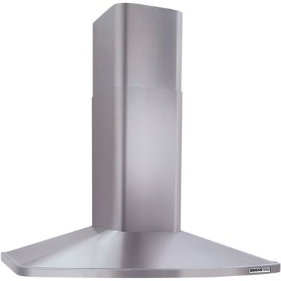 "36"" 370 CFM Convertible Wall Mount Range Hood"