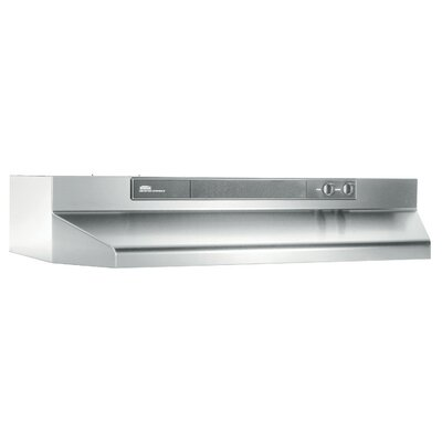 "42"" 220 CFM Convertible Under Cabinet Range Hood"