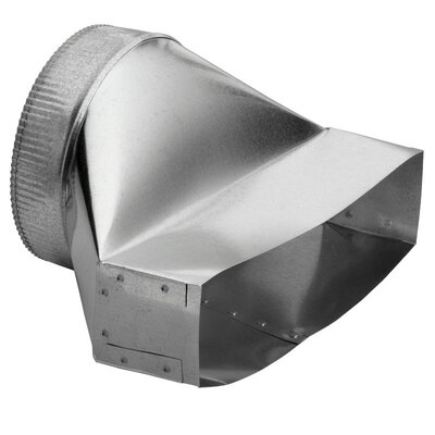 "Range Hoods and Bath Ventilation Fans 14"" Round Vent"