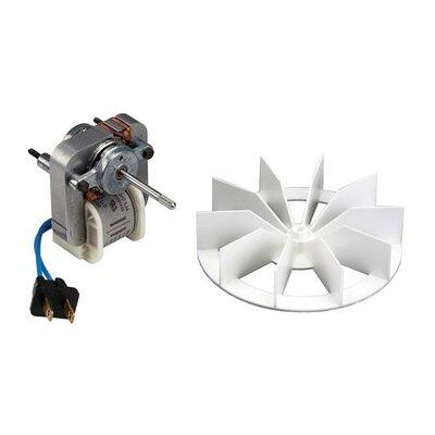 Range Hood 50CFM Replacement Motor Fan