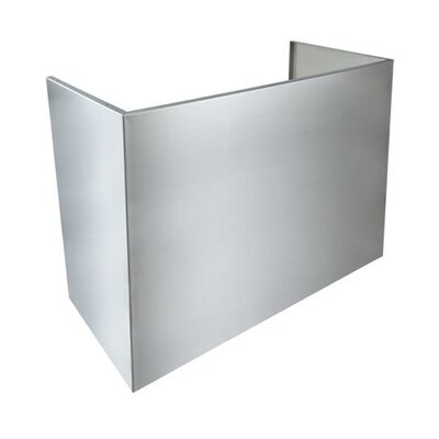 Range Hood Standard Depth Duct Cover