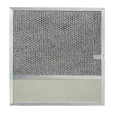 Range Hood Filter with Light Len
