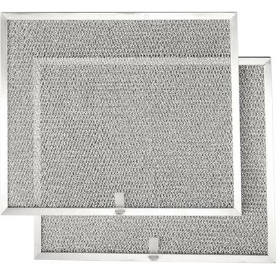 "Range Hood Replacement Filter Size: 13"" H x 16.25"" W x 0.75"" D"