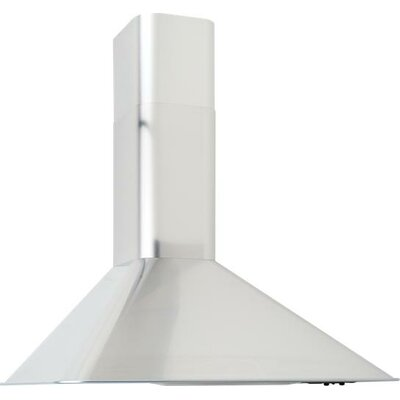 "30"" 290 CFM Ducted Wall Mount Range Hood"