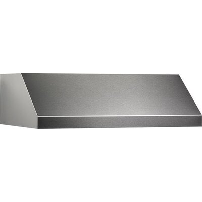 "36"" 440 CFM Ductless Under Cabinet Range Hood Finish: Stainless Steel"