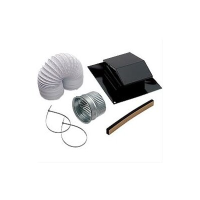 "Range Hood 11.13"" Roof Vent Kit for Roof Cap"