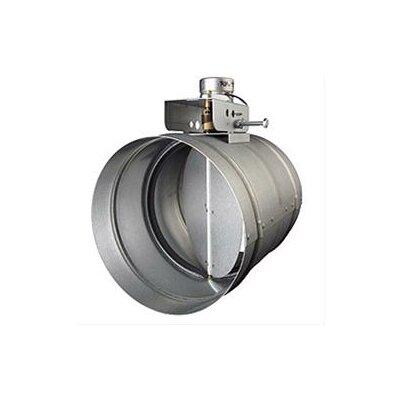 LinkLogic Universal Range Hood Automatic Make-Up Air Damper