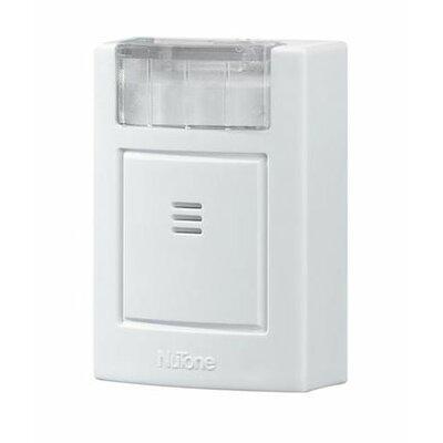 Plug-In Door Chime with Strobe Light