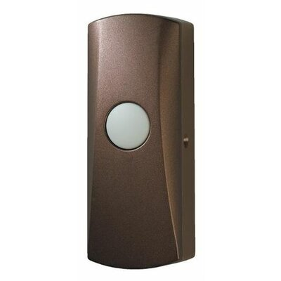Wireless Unlighted Pushbutton Finish: Oil-Rubbed Bronze