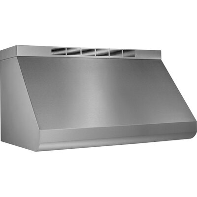 "42"" 1200 CFM Convertible Under Cabinet Range Hood"