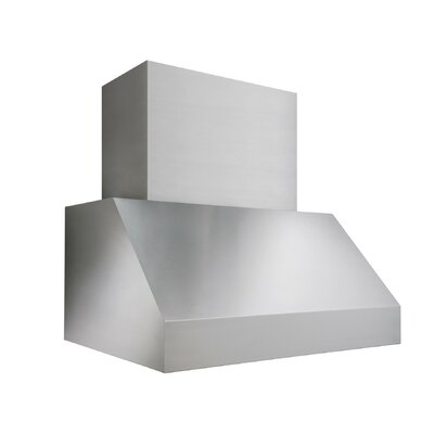 "36"" Professional 1100 CFM Ducted Wall Mount Range Hood"