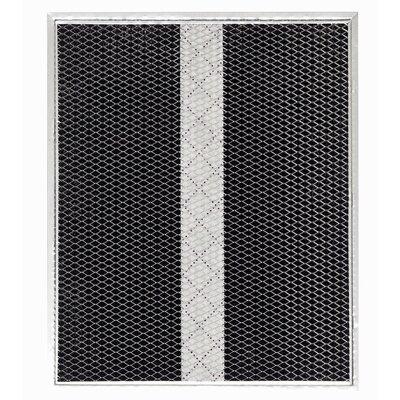 "Range Hood Filters Size: 18.4"" H x 12.7"" W x 3.5"" D"