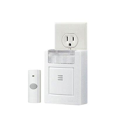 Plug-In Chime Kit with Strobe Light