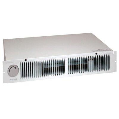 1500 Watt Wall Mounted Electric Fan Baseboard Heater