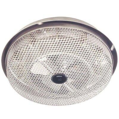 1250 Watt Ceiling Mounted Electric Fan Heater