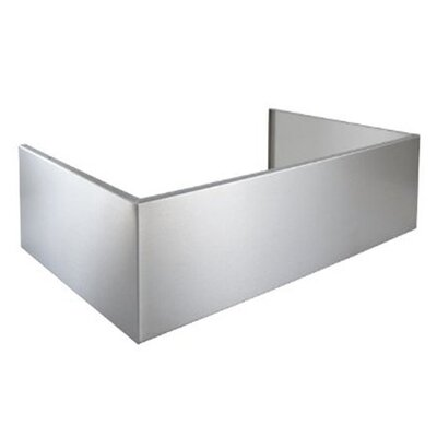 "Duct Cover Size: 6"" H x 25"" W x 16"" D"