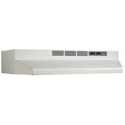"36"" 190 CFM Convertible Under Cabinet Range Hood"