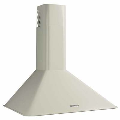"30"" Series RM50000 270 CFM Convertible Wall Mount Range Hood Color: White"