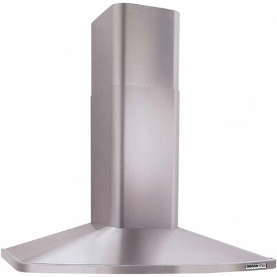 "30"" 370 CFM Ducted Wall Mount Range Hood"