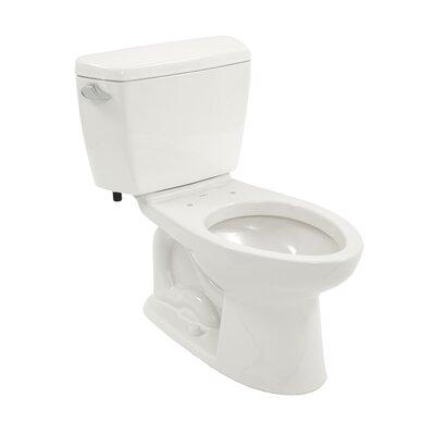 Toto Drake ADA Compliant 1.6 GPF Elongated 2 Piece Toilet