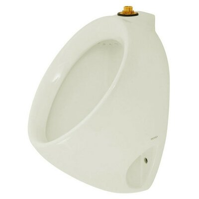 Compact Washout Urinal - ADA Compliant Finish: Sedona Beige