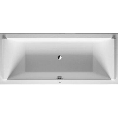 """Starck New 70.88"""" x 35.38"""" Soaking Bathtub"""