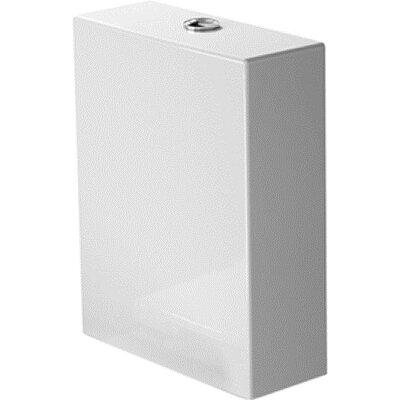 Starck 2 Dual Flush Toilet Tank