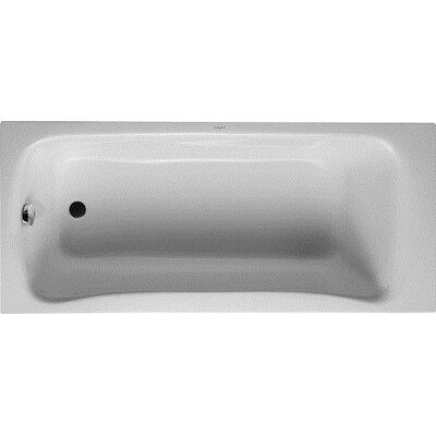 """Duravit PuraVida 67"""" x 30"""" Soaking Bathtub"""