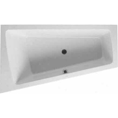 "Paiova 67"" x 39"" Soaking Bathtub"
