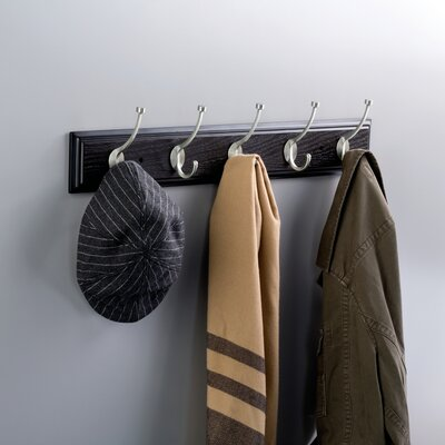 Coat and Hat Wall Mounted Coat Rack