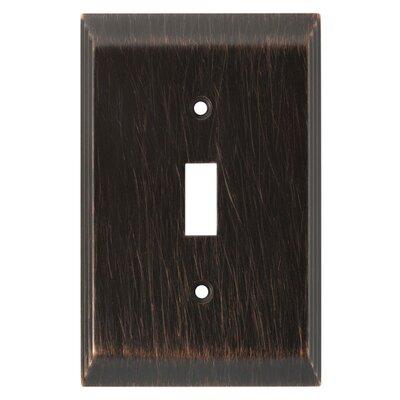 Stately Single Switch Wall Plate
