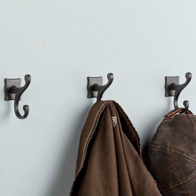 Double Scroll Wall Hook