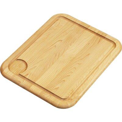 Wood Cutting Board Finish / Finish: Solid Wood