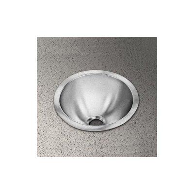 Asana Metal Circular Undermount Bathroom Sink