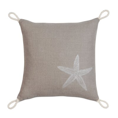 Niche Jolie Breeze Accent Linen Throw Pillow