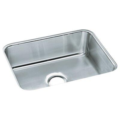 """McAllister 23.38"""" L x 17.69"""" W Undermount Single Bowl Kitchen Sink"""