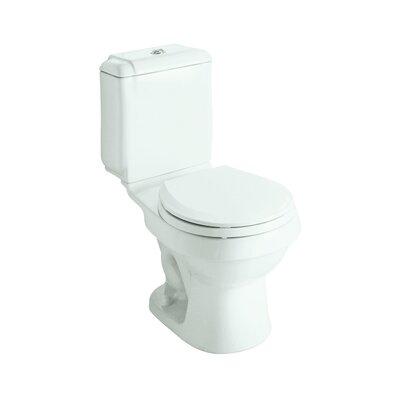 Sterling by Kohler Rockton Dual Flush Round 2 Piece Toilet