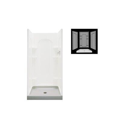 """Sterling by Kohler Ensemble 42"""" x 34"""" Shower Receptor"""