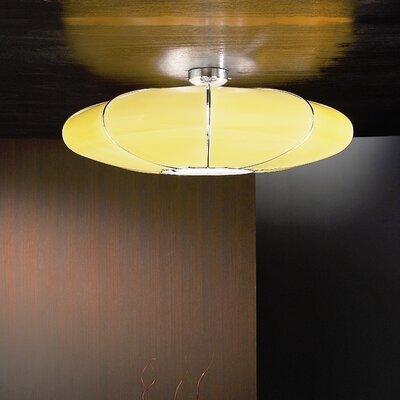 Selene Illuminazione Deckenleuchte 3-flammig Zeppelin