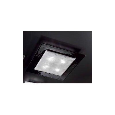 Selene Illuminazione Deckenleuchte 4-flammig Nubes