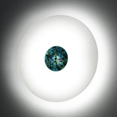 Selene Illuminazione Aufbauleuchte 2-flammig Atmosfera