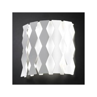 Selene Illuminazione Design-Wandleuchte 1-flammig Nest