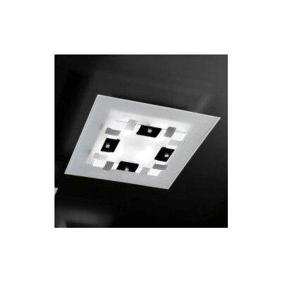 Selene Illuminazione Deckenleuchte 4-flammig Mosaico
