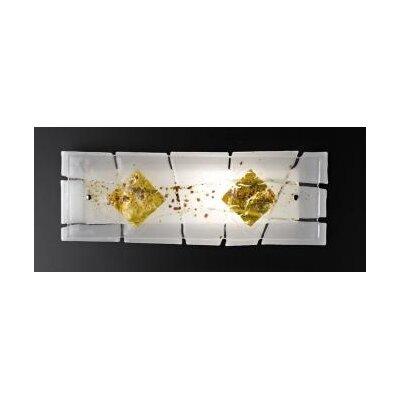 Selene Illuminazione Aufbauleuchte 2-flammig Frame