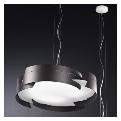 Selene Illuminazione Design-Pendelleuchte 1-flammig Vulture