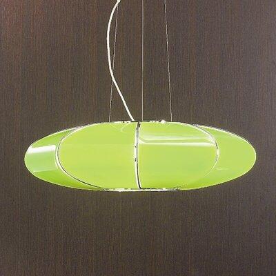 Selene Illuminazione Design-Pendelleuchte 3-Flammig Zeppelin
