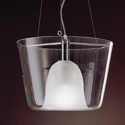 Selene Illuminazione Design-Pendelleuchte 1-flammig Conca